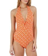 Helen Jon Wesley Poppy Twist One Piece