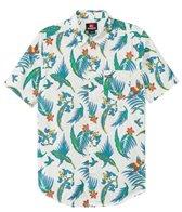 Quiksilver Men's Echo Parrot S/S Shirt