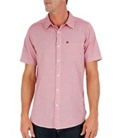 Quiksilver Men's Distortion Craze S/S Shirt