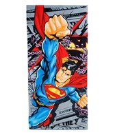 JP Imports Superman Daily News Beach Towel