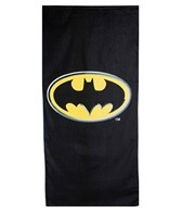 JP Imports Batman Emblem Beach Towel