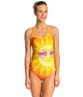Hardcore Swim Women's Shades Cali Back One Piece Swimsuit