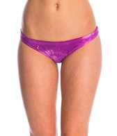 Lo Swim Women's Tie-dye Training Bikini Swimsuit Bottom
