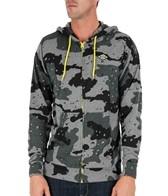 Billabong Men's Ryder Zip Up Hooded Fleece