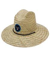 Billabong Men's Bazza Straw Lifeguard Hat