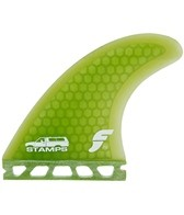 Future Fins Honeycomb Stamps Quad Fin Set