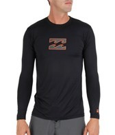 Billabong Men's Chronicle L/S Relaxed Fit Surf Shirt