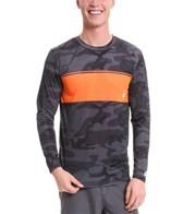 Billabong Men's Adrift L/S Relaxed Fit Surf Shirt
