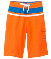 Speedo Boys' Horizontal Splice E-Board (8yrs-20yrs)