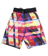 Speedo Boys' Modern Stripe E-Board (8-20)