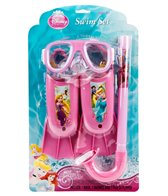 UPD Princess 3 Piece Swim Set
