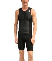 2XU Men's G:2 Long Distance Tri Singlet