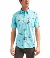Volcom Men's Palms S/S Shirt