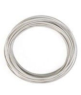 Competitor 3/16 SS Vinyl Coated Cable Per. Ft.