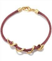 Satya Jewelry Rust Arm Yourself Bracelet
