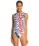 Hardcore Swim Women's Pursuit Water Polo Suit