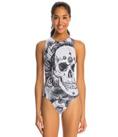 Hardcore Swim Women's Poison Water Polo Suit