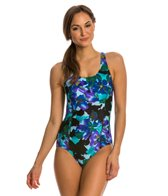 Waterpro Rose Fit Back Moderate Fitness Suit