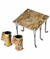 Spectrum Hyalite/Stimson Guard Chair Anchor Kit
