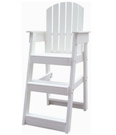 Spectrum Mendota 36 Recycled Plastic Guard Chair