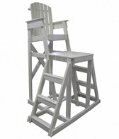 Spectrum Mendota Side Step Recycled Plastic Guard Chair