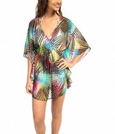 Kenneth Cole Palms Up Flutter Sleeve Tunic