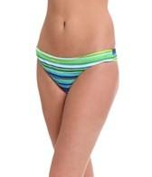 Reebok Fitness Lauren Stripe Reversible Bottom