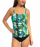 Ceeb Down On The Bayou Bandeau Bikini Top