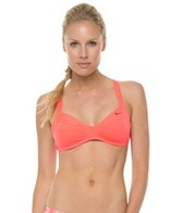 Nike Beach Bondi Solids Racerback Bra Top