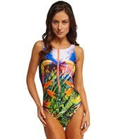 Seafolly Oasis Tank One Piece