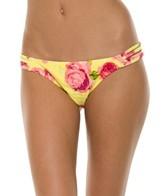Body Glove Roses Are Yellow Flirty Surf Rider Bottom
