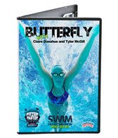 Swim Like a Champion - Butterfly DVD with Claire Donahue and Tyler McGill by the Fitter & Faster Swim Tour