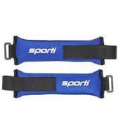 Sporti 2lbs Fitness Wrist Weights