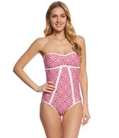Laundry By Shelli Segal Seville Maillot