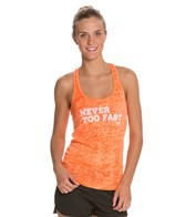 Speedo Women's Never Too Fast Tank