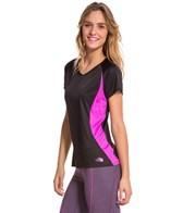 The North Face Women's Reflex V-Neck Short Sleeve Running Tee