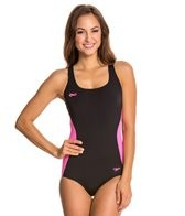 Speedo BS4H Illusion Splice Ultraback One Piece