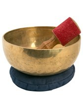 Sacred Space Hand Hammered Tibetan Singing Bowl 9