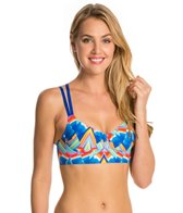 TYR Ediza Lake Bralette with Double Strap Top