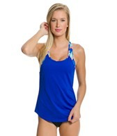 TYR Ediza Lake 2 in 1 Removable Cup Tank Top