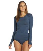 TYR Solids Long Sleeve Swim Shirt