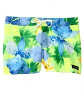 Tidepools Girls' Hanalei Sunrise Boardshort (4-14)