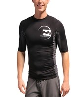 Billabong Men's Orbit S/S Rashguard