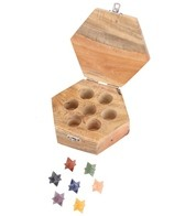 Sacred Geometry Set Chakra Mercaba
