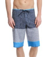 O'Neill Men's Santa Cruz Stretch Printed Boardshort