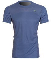 Mizuno Men's BT Body Mapping Running Tee