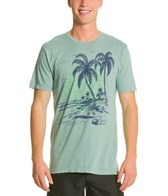 Rip Curl Men's Tropical Heritage S/S Tee