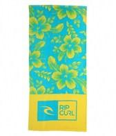 Rip Curl Flower Block Towel