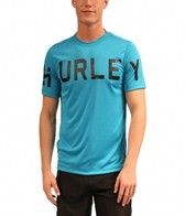 Hurley Men's Stadium S/S Surf Shirt