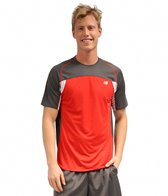 New Balance Men's Momentum Running Short Sleeve